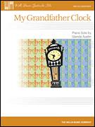Cover icon of My Grandfather Clock sheet music for piano solo (elementary) by Glenda Austin, beginner piano (elementary)