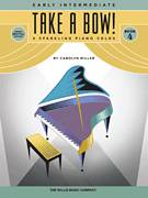 Cover icon of The Dancing Butterfly sheet music for piano solo (elementary) by Carolyn Miller, classical score, beginner piano (elementary)