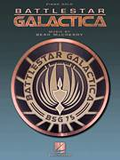 Cover icon of Elegy sheet music for piano solo by Bear McCreary and Battlestar Galactica (TV Series), intermediate skill level