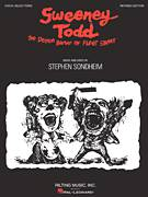 Cover icon of Broadway Selections from Sweeney Todd (complete set of parts) sheet music for voice and piano by Stephen Sondheim and Sweeney Todd (Musical), intermediate skill level