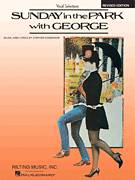 Cover icon of Broadway Selections from Sunday In The Park With George (complete set of parts) sheet music for voice and piano by Stephen Sondheim and Sunday In The Park With George (Musical), intermediate skill level