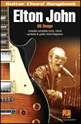 Cover icon of I Guess That's Why They Call It The Blues sheet music for guitar (chords) by Elton John, Bernie Taupin and Davey Johnstone, intermediate skill level