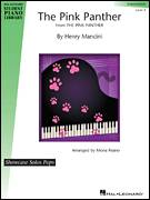 Cover icon of The Pink Panther sheet music for piano solo (elementary) by Henry Mancini and Mona Rejino, beginner piano (elementary)