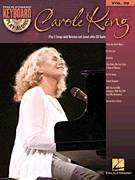 Cover icon of So Far Away sheet music for voice and piano by Carole King, intermediate skill level