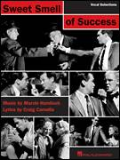Cover icon of One Track Mind sheet music for voice and piano by Craig Carnelia, Sweet Smell Of Success (Musical) and Marvin Hamlisch, intermediate skill level