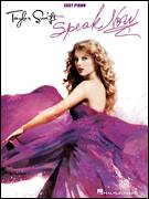 Cover icon of Speak Now sheet music for piano solo by Taylor Swift, easy skill level