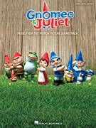 Cover icon of Crocodile Rock sheet music for voice, piano or guitar by Elton John, Gnomeo & Juliet (Movie), Bernie Taupin and James Newton Howard, intermediate skill level