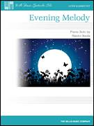 Cover icon of Evening Melody sheet music for piano solo (elementary) by Naoko Ikeda, beginner piano (elementary)