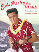 Cover icon of Heartbreak Hotel sheet music for ukulele by Elvis Presley, Mae Boren Axton and Tommy Durden, intermediate skill level