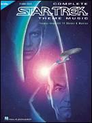 Cover icon of Star Trek - The Next Generation(R), (easy) sheet music for piano solo by Gene Roddenberry, Alexander Courage and Jerry Goldsmith, easy skill level