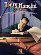 Cover icon of A Cool Shade Of Blue sheet music for piano solo by Henry Mancini, intermediate skill level