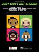 Cover icon of Just Can't Get Enough sheet music for voice, piano or guitar by Will Adams, Black Eyed Peas, Allan Pineda, Jamie Gomez, Joshua Alvarez, Julie Frost, LaShawn Daniels, Rodney Jerkins, Stacy Ferguson and Stephen Shadowen, intermediate skill level