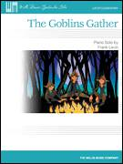 Cover icon of The Goblins Gather sheet music for piano solo (elementary) by Frank Levin, beginner piano (elementary)