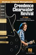 Cover icon of Green River sheet music for guitar (chords) by Creedence Clearwater Revival and John Fogerty, intermediate skill level