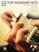 Cover icon of How Deep The Father's Love For Us sheet music for guitar solo (easy tablature) by Phillips, Craig & Dean, Nichole Nordeman, Sarah Sadler and Stuart Townend, easy guitar (easy tablature)