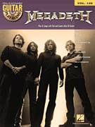 Cover icon of Hangar 18 sheet music for guitar (tablature, play-along) by Megadeth and Dave Mustaine, intermediate skill level