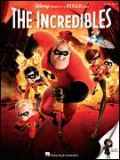 Cover icon of The Incredits sheet music for piano solo by Michael Giacchino and The Incredibles (Movie), intermediate skill level