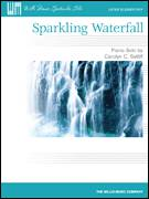 Cover icon of Sparkling Waterfall sheet music for piano solo (elementary) by Carolyn C. Setliff, beginner piano (elementary)