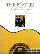 Cover icon of Here, There And Everywhere sheet music for guitar solo by The Beatles, John Lennon and Paul McCartney, intermediate skill level