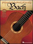 Cover icon of Quia Respexit sheet music for guitar solo by Johann Sebastian Bach, classical score, intermediate skill level