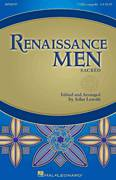 Cover icon of Renaissance Men sheet music for choir (TTBB: tenor, bass) by John Leavitt, intermediate skill level