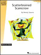 Cover icon of Scatterbrained Scarecrow sheet music for piano solo (elementary) by Wendy Stevens, beginner piano (elementary)