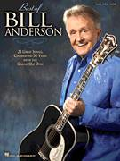 Cover icon of Slippin' Away sheet music for voice, piano or guitar by Bill Anderson, intermediate skill level