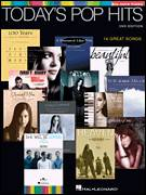 Cover icon of A Thousand Miles sheet music for piano solo (big note book) by Vanessa Carlton, easy piano (big note book)