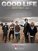 Cover icon of Good Life sheet music for voice, piano or guitar by OneRepublic, Brent Kutzle, Eddie Fisher, Noel Zancanella and Ryan Tedder, intermediate skill level