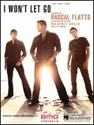 Cover icon of I Won't Let Go sheet music for voice, piano or guitar by Rascal Flatts, Jason Sellers and Steve Robson, intermediate skill level