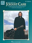 Cover icon of Flesh And Blood sheet music for guitar solo (easy tablature) by Johnny Cash, easy guitar (easy tablature)