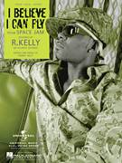 Cover icon of I Believe I Can Fly sheet music for voice, piano or guitar by Robert Kelly, intermediate skill level