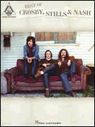 Cover icon of Carry Me sheet music for guitar (tablature) by Crosby, Stills & Nash and David Crosby, intermediate skill level