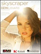 Cover icon of Skyscraper sheet music for voice, piano or guitar by Demi Lovato, Kerli Koiv, Lindy Robbins and Toby Gad, intermediate skill level