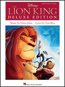 Cover icon of I Just Can't Wait To Be King (from The Lion King: Broadway Musical) sheet music for voice, piano or guitar by Elton John, The Lion King and Tim Rice, intermediate skill level