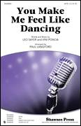 Cover icon of You Make Me Feel Like Dancing sheet music for choir (SATB: soprano, alto, tenor, bass) by Leo Sayer, Vini Poncia and Paul Langford, intermediate skill level