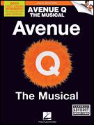 Cover icon of What Do You Do With A B.A. In English sheet music for voice and piano by Avenue Q, Jeff Marx and Robert Lopez, intermediate skill level