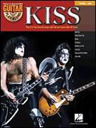 Cover icon of Love Gun sheet music for guitar (tablature, play-along) by KISS and Paul Stanley, intermediate skill level