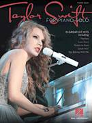 Cover icon of White Horse sheet music for piano solo by Taylor Swift and Liz Rose, intermediate skill level
