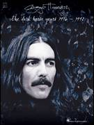 Cover icon of Tears Of The World sheet music for voice, piano or guitar by George Harrison, intermediate skill level