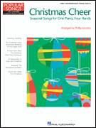 Cover icon of You're All I Want For Christmas sheet music for piano four hands by Brook Benton, Miscellaneous, Glen Moore and Seger Ellis, intermediate skill level
