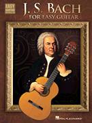 Cover icon of Quia Respexit sheet music for guitar solo (easy tablature) by Johann Sebastian Bach, classical score, easy guitar (easy tablature)