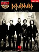 Cover icon of Foolin' sheet music for guitar (tablature, play-along) by Def Leppard, Joe Elliott, Peter Willis, Richard Allen, Richard Savage, Robert John Lange and Steve Clark, intermediate skill level