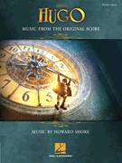 Cover icon of The Magician sheet music for piano solo by Howard Shore and Hugo (movie), intermediate skill level