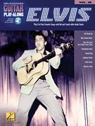 Cover icon of Blue Suede Shoes sheet music for guitar (tablature, play-along) by Elvis Presley and Carl Perkins, intermediate skill level