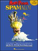 Cover icon of All For One sheet music for voice, piano or guitar by Monty Python's Spamalot, Eric Idle and John Du Prez, intermediate skill level