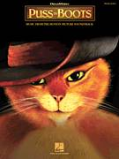 Cover icon of The Puss Suite sheet music for piano solo by Henry Jackman and Puss In Boots (Movie), intermediate skill level