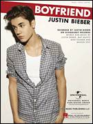 Cover icon of Boyfriend sheet music for voice, piano or guitar by Justin Bieber, Mason Levy, Mat Musto and Mike Posner, intermediate skill level