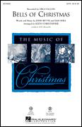 Cover icon of Bells Of Christmas sheet music for choir (SAB: soprano, alto, bass) by John Bettis, Dan Shea, Keith Christopher and Orla Fallon, intermediate skill level