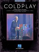 Cover icon of Every Teardrop Is A Waterfall sheet music for piano solo (big note book) by Coldplay, Adrienne Anderson, Brian Eno, Chris Martin, Guy Berryman, Jon Buckland, Peter Allen and Will Champion, easy piano (big note book)